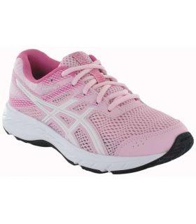 Asics Gel Contend 6 GS Pink Asics Running Shoes Child running Shoes Running Sizes: 34,5, 36, 37, 38, 39, 40, 33
