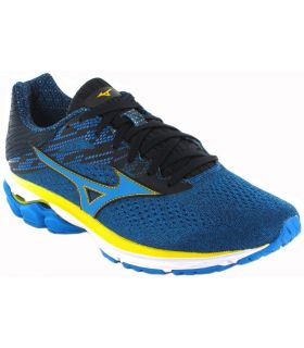 Mizuno Wave Rider 23 Blue Mizuno Running Shoes Man Running Shoes Running Sizes: 41, 42, 42,5, 43, 44, 44,5, 45