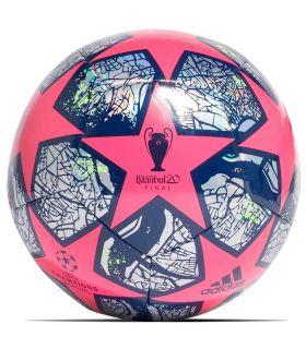 Adidas Ball Champion Final in Istanbul 20 Fuchsia Adidas Footballs football Football Color: fuchsia; Size: 5
