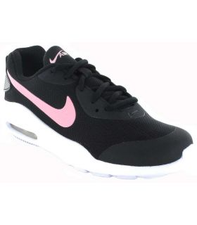 Nike Air Max Oketo GS 014 Nike Calzado Casual Junior Lifestyle Tallas: 35,5, 36,5, 37,5, 38,5, 39, 40; Color: negro
