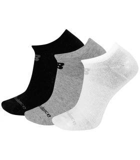 New Balance Socks No Show Cotton Flat Knit Pack New Balance Socks Running Shoes Running Sizes: 35 / 38
