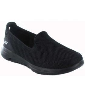 Skechers Go Walk 5 W Black Skechers Shoes Women's Casual Lifestyle Sizes: 37, 38, 39, 40, 41; Color: black