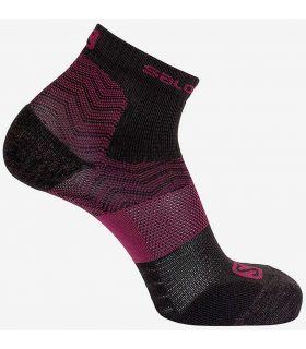 Salomon Socks Outpath Low Black Salomon Socks Running Shoes Running Sizes: 36 / 38, 39 / 41; Color: