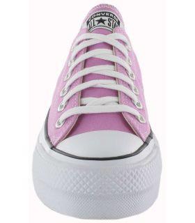 Converse Chuck Taylor All Star Lift Peony Rosa Converse Calzado Casual Mujer Lifestyle Tallas: 35, 36, 37, 38, 39, 40;