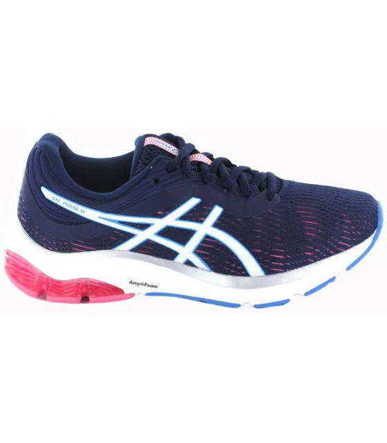 Asics Gel Pulse 11 W Marine Asics Running Shoes Woman Running Shoes Running Sizes: 37,5, 38, 39, 39,5, 40, 40,5