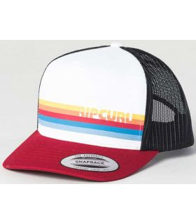Rip Curl Cap Eclipse Truker Rip Curl Hats - Visors Running Textile Running Color: black