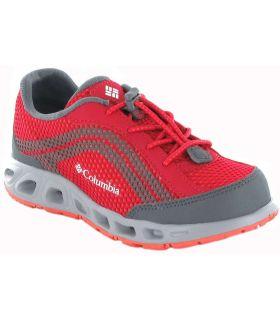 Columbia Drainmaker Jr Fuchsia Columbia Running Shoes Child Running Shoes Running Sizes: 32, 33, 34, 35, 39; Color: