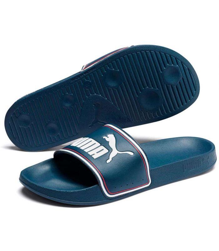 Puma flip Flops Leadcat FTR Blue - Shop Sandals/Man Chancets Man
