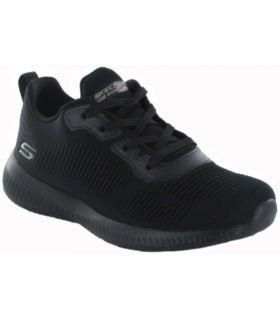 Skechers Tough Talk Skechers Shoes Women's Casual Lifestyle Sizes: 36, 37, 38, 39, 40, 41; Color: black