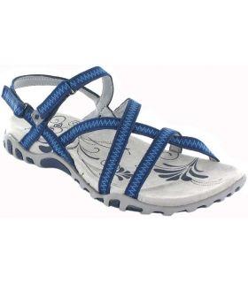 Izas Tena Blue Izas Shop Sandals / flip flops Women Sandals / Slippers Size: 37, 39, 41; Color: blue