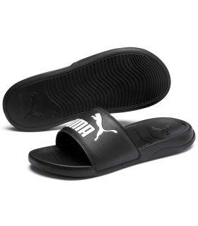 Puma Flip Flops Popcat 20 Black Puma Store Sandals / Flip-Flops Man Sandals / Flip-Flops