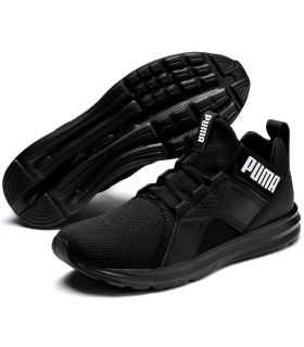 Puma Enzo Sport Black Puma Shoes Casual Man Lifestyle
