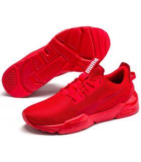 Puma Cell Phase Rojo Puma Calzado Casual Hombre Lifestyle Tallas: 40, 41, 44, 45, 46; Color: rojo