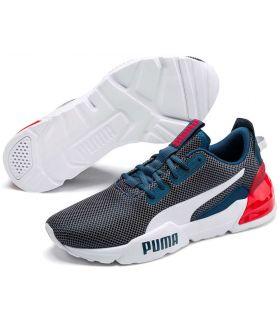 Puma Cell Phase Azul Puma Calzado Casual Hombre Lifestyle Tallas: 40, 41, 42, 43, 44, 45; Color: azul
