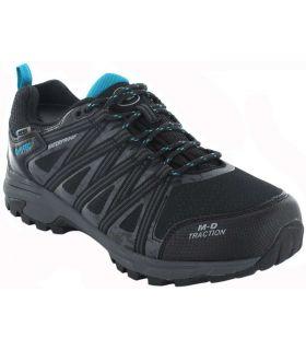 Hi-Tec Menhir WP Hi-Tec Zapatillas Trekking Hombre Calzado Montaña Tallas: 39, 40, 41, 42, 43, 44, 45, 46, 47; Color: