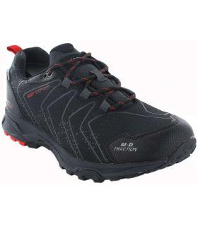 Hi-Tec Roncal Low WP Hi-Tec Zapatillas Trekking Hombre Calzado Montaña Tallas: 40, 41, 42, 43, 44, 45, 47, 46; Color: