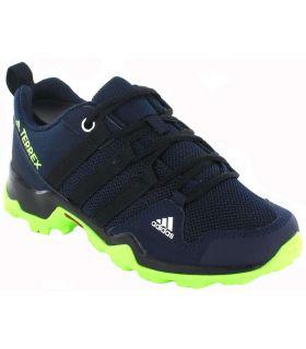 Adidas Terrex AX2R Hiking Adidas Zapatillas Trekking Niño Calzado Montaña Tallas: 28, 28,5, 29, 30, 30,5, 31,5, 33,5