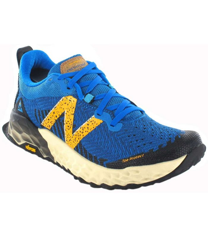 New Balance Fresh Foam Iron V6 Blue - Trail Running Man Sneakers
